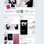Page Fan Facebook / Agence Initials PP - Mur 01