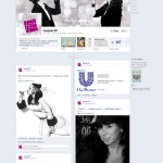 Page Fan Facebook / Agence Initials PP - Mur 03