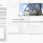 Site internet HTML / Back Office / Bilingue