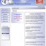 Site internet hybride HTML-FLASH / Back Office