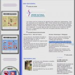 Site internet hybride HTML-FLASH / Back Office / Boutique en ligne / Forum