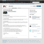 """Compte Linked In / MonaMoore - Module """"Entreprise"""" 03"""